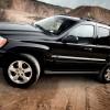 Lámina tintada para coche color negro Omega 98 K