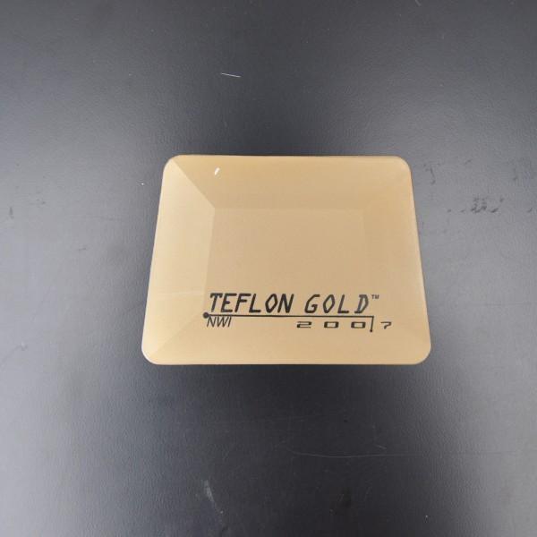 Espátula Teflón Oro (10 cm)