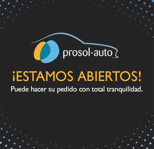 Aviso Prosol-auto